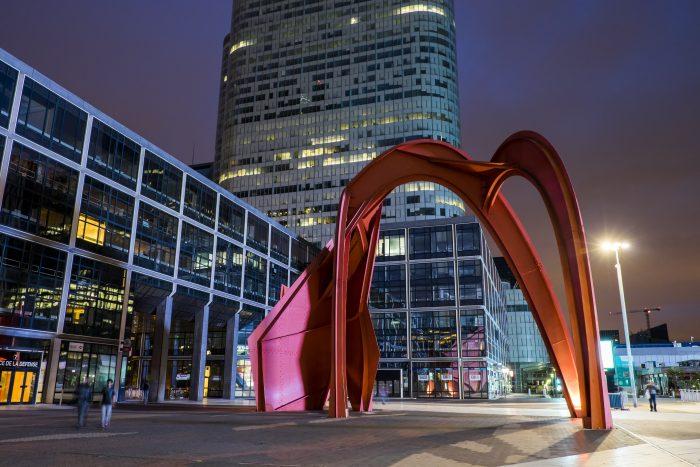 Paris La Défense à la recherche d'un souffle nouveau