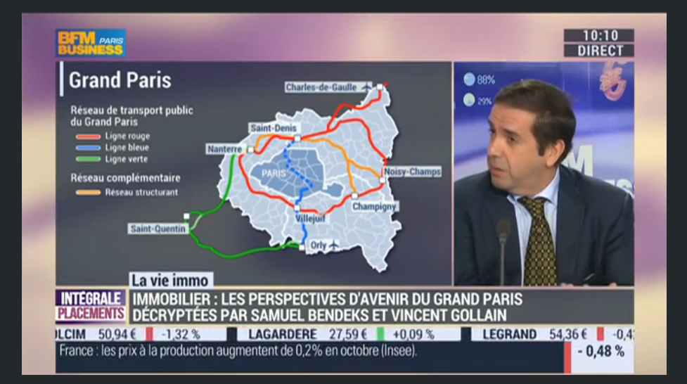 Les perspectives d'avenir du Grand Paris