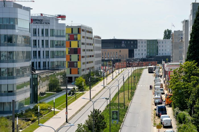 Velizy-Villacoublay: Inovel Parc lutte contre l'obsolescence