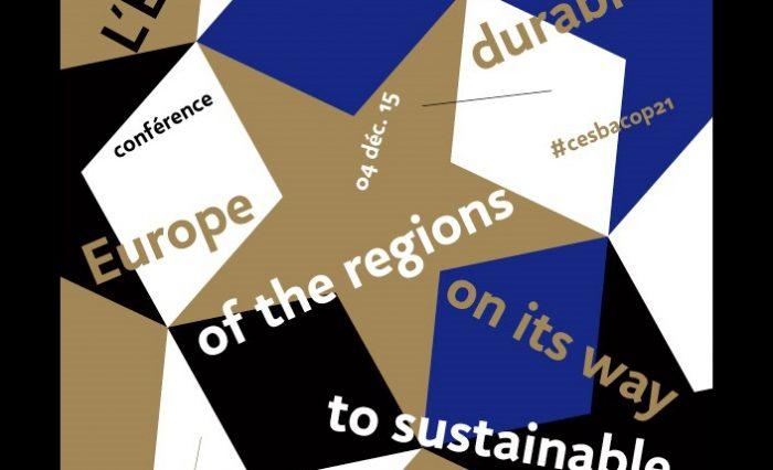 L'Europe des régions construit durable