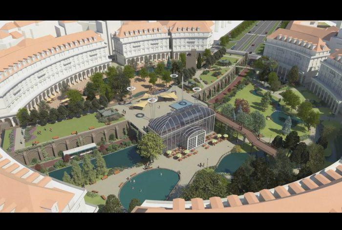 Puteaux: l'écoquartier des Bergères, un projet aux multiples défis