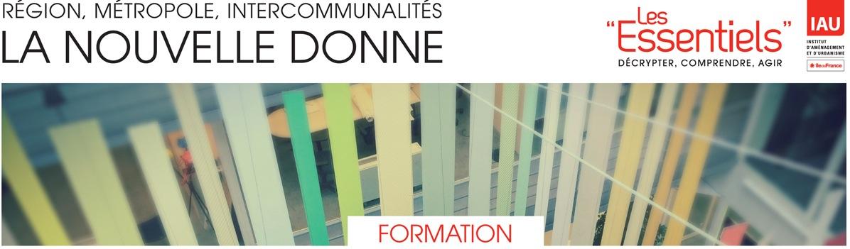 L'Institut d'aménagement et d'urbanisme forme aux changements institutionnels