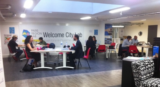 Le Welcome City Lab s'élargit