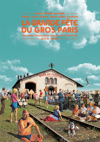 «La Grande fête du Gros Paris» commence à Vitry
