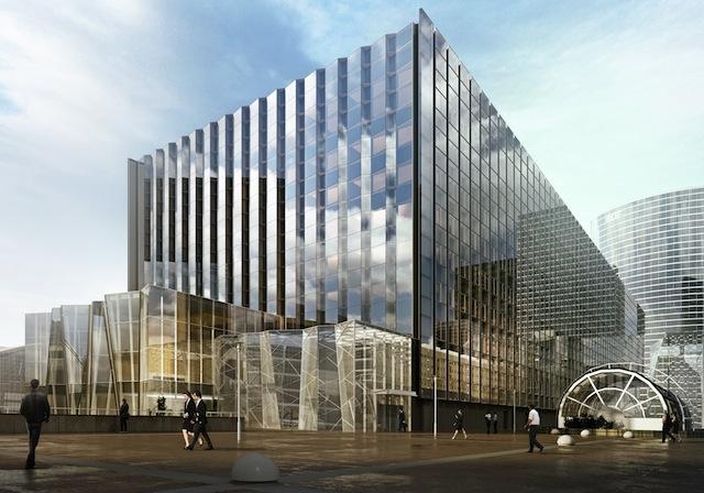 Window : une nouvelle façade pour La Défense