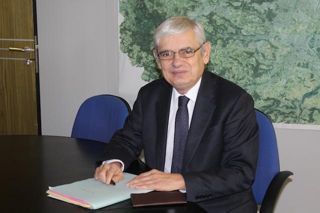 Jean Rebuffel « à l'écoute des promoteurs et des maires »