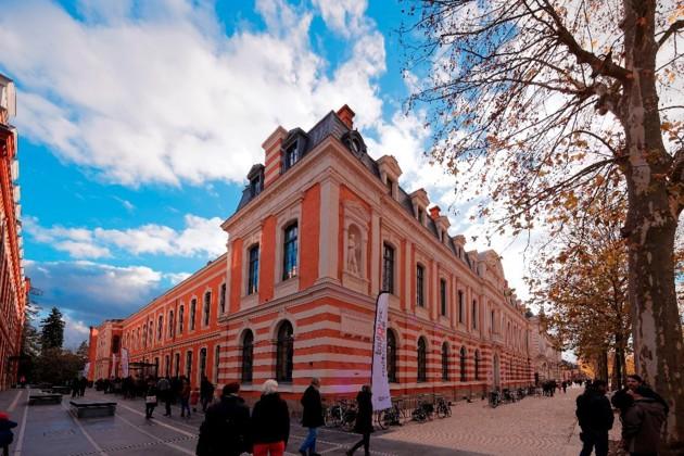 Première biennale européenne  du patrimoine urbain