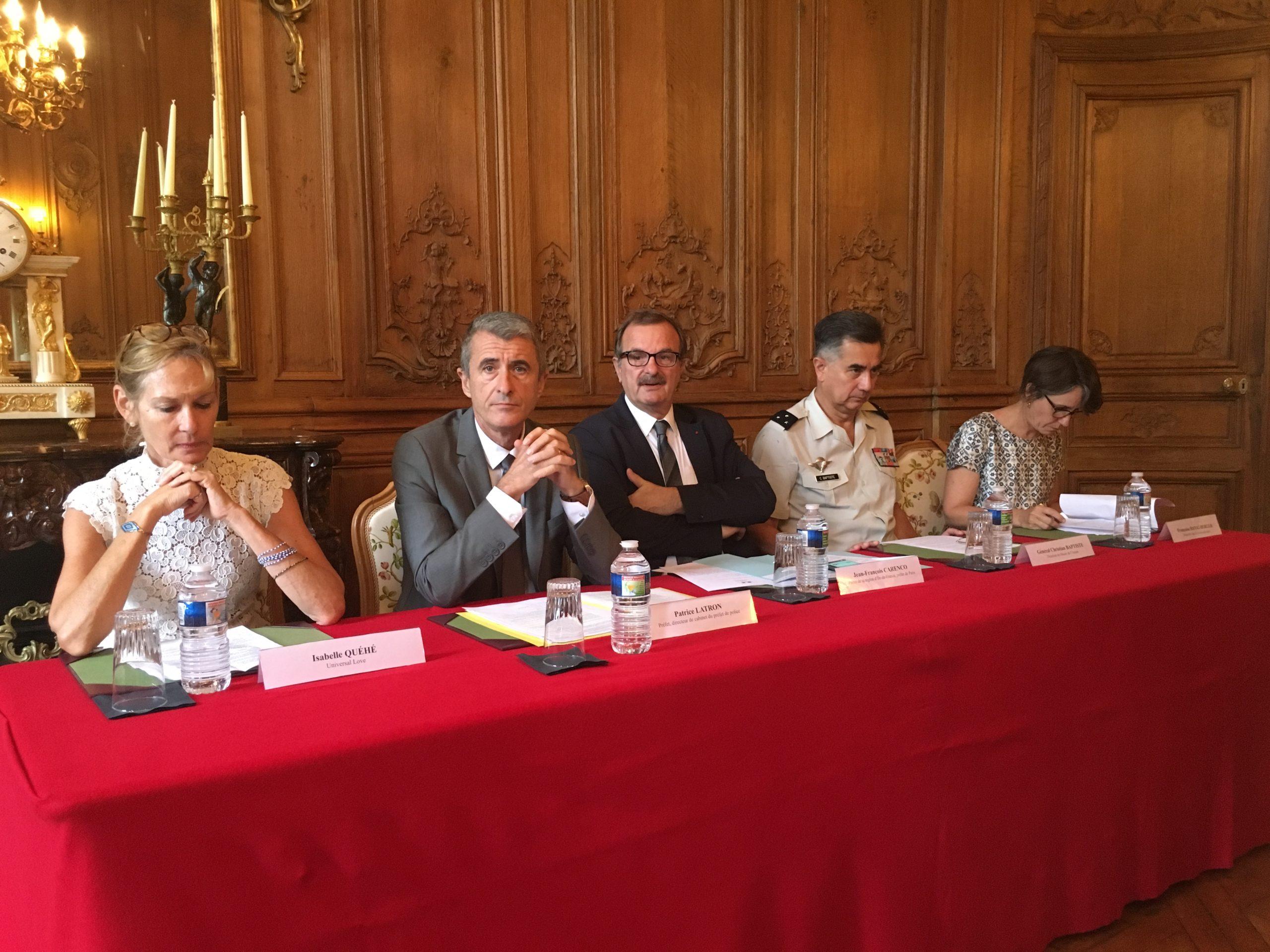 Lancement de la 33e édition des Journées européennes du patrimoine