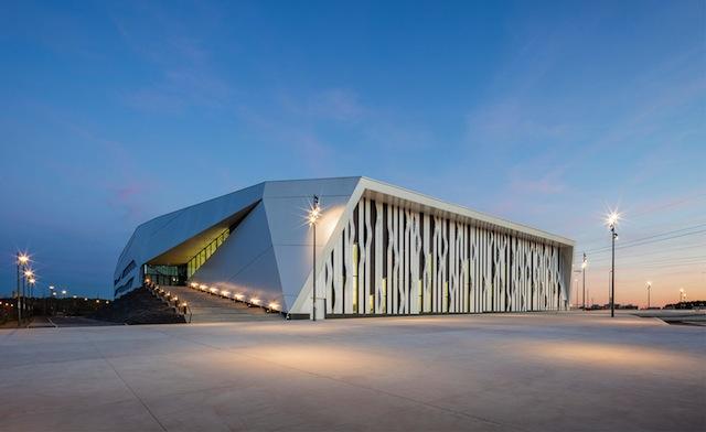 Cergy-Pontoise, nouveau temple des sports de glace ?