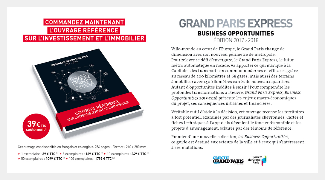 commander magazine grand express paris