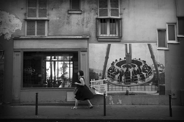 « Le goût de Paris, c'est la glace rhum raisin… »