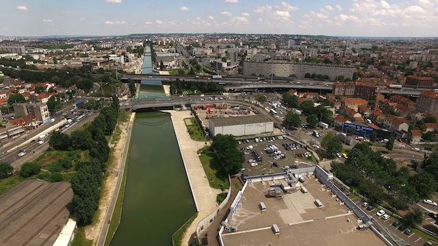 Plaine de l'Ourcq : au fil de l'eau, la ville renouvelée