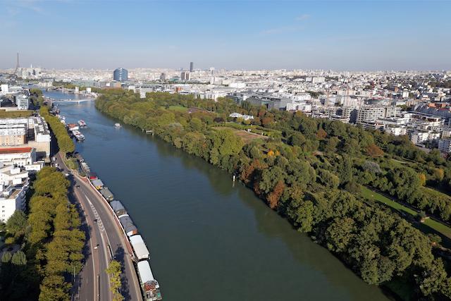 Issy-les-Moulineaux, trente ans de mutations urbaines