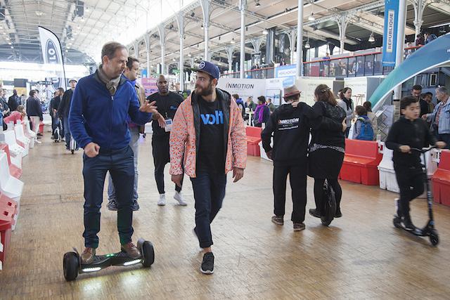 Penser la « mobilité de demain » au salon Autonomy