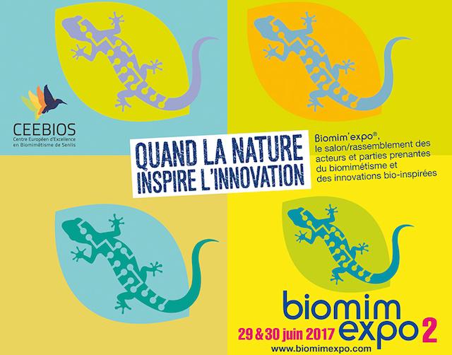 Biomim'expo : la nature dévoile ses atouts à Senlis
