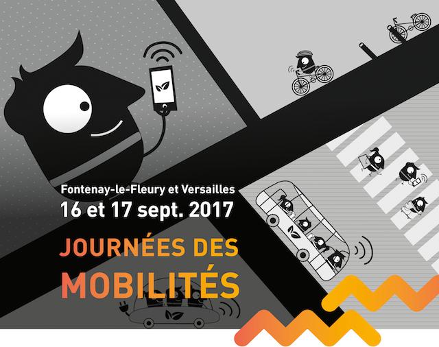 Innovations : au rendez-vous des Journées des mobilités