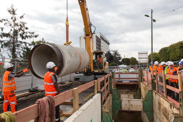 Le Grand Paris Express bouscule les réseaux souterrains