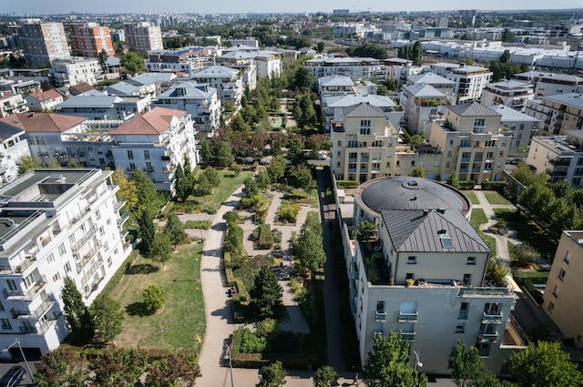 Massy, « ville de province» à côté de Paris