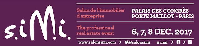 Le SIMI, événement professionnel de référence de l'industrie immobilière en France
