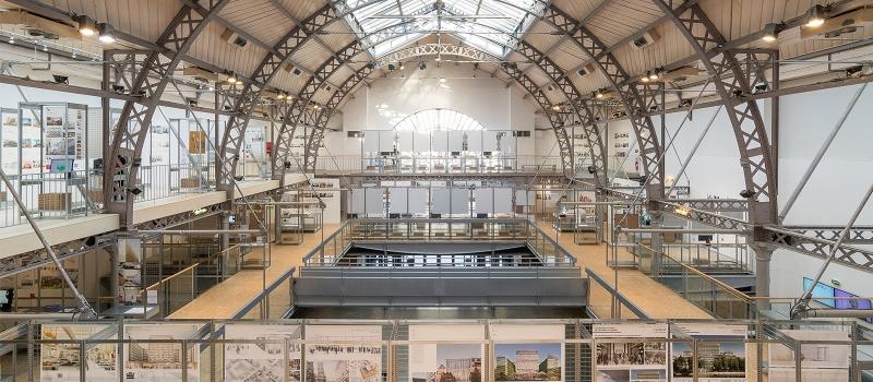 Le futur visage de la Métropole du Grand Paris exposé à L'Arsenal