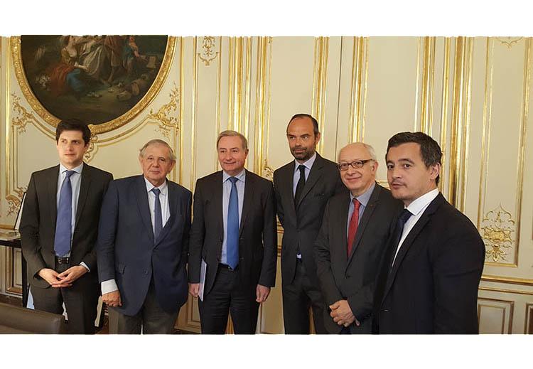 Logement : France urbaine reçue par le premier ministre
