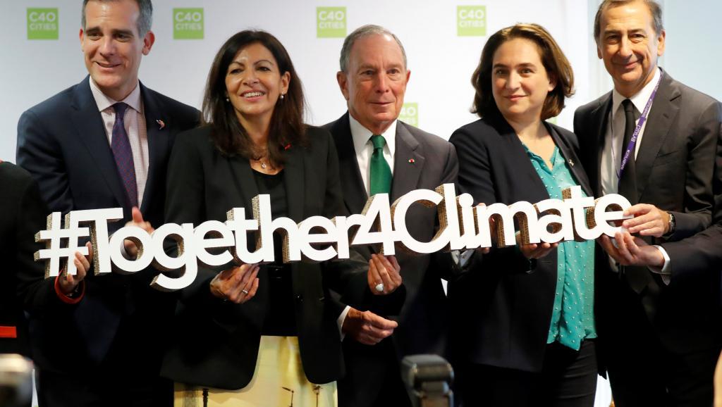 Together4Climate : maires et leaders économiques face aux menaces du changement climatique