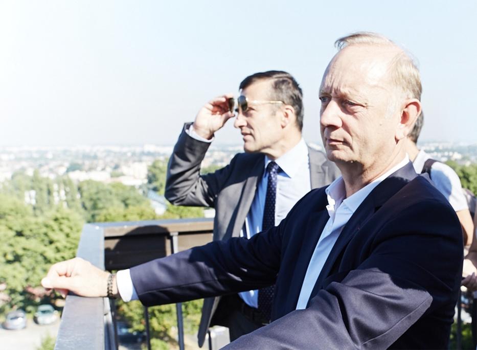 Entretien avec Éric Cesari, vice-président de la Métropole du Grand Paris