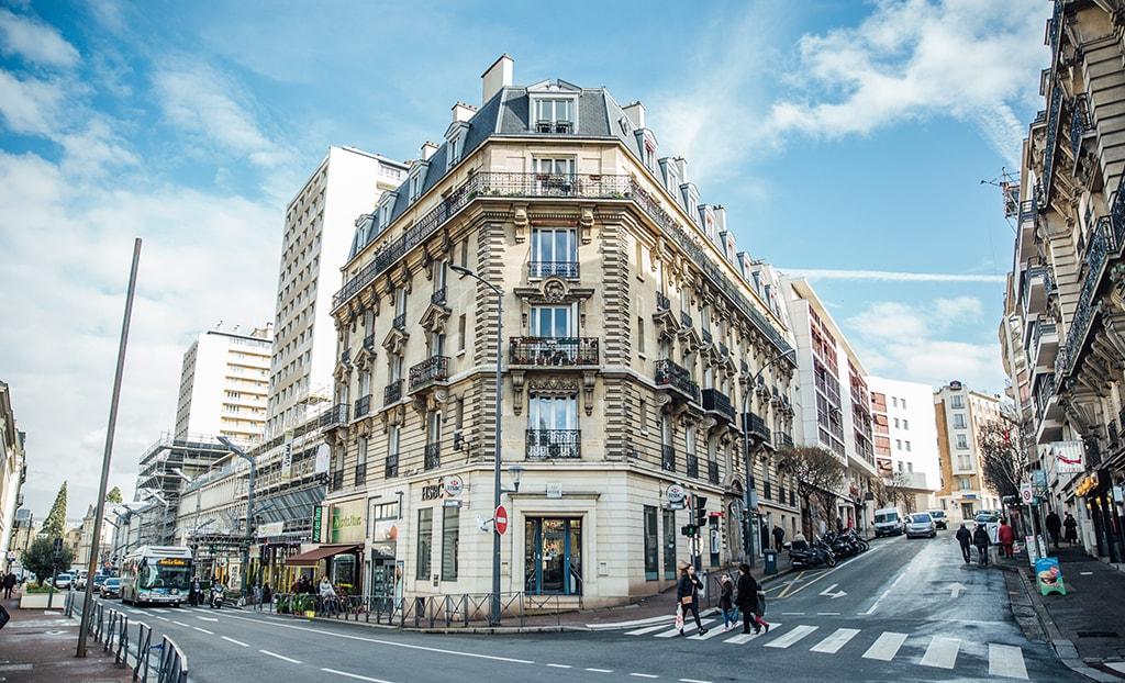 L'immobilier en hausse de 4 % sur l'Île-de-France