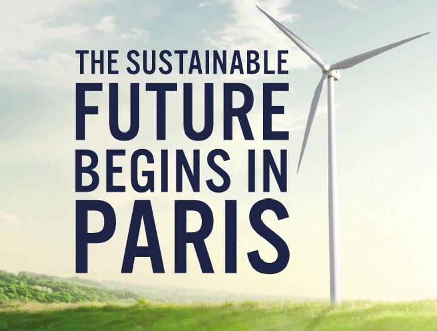 Paris devient le moteur de la mobilisation de la finance durable