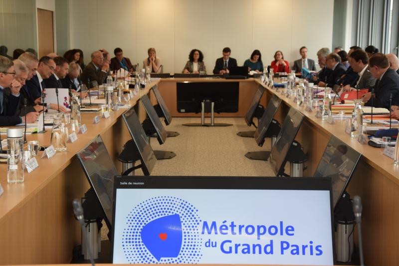 Le Bureau de la MGP auditionne Gilles CARREZ