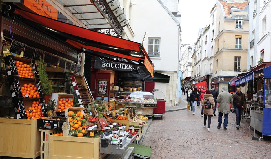 62 507 commerces et services commerciaux recensés à Paris : évolutions et tendances