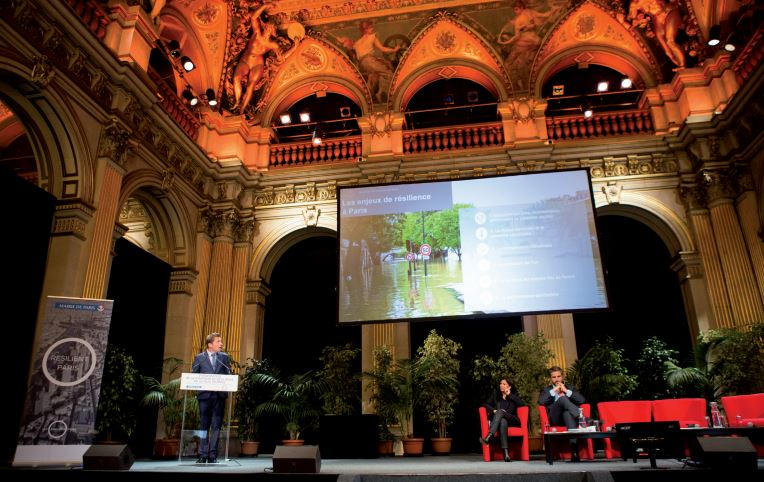 Paris: une stratégie de résilience en 30 actions