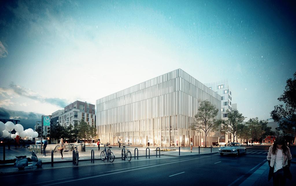 Le Campus Condorcet met la première pierre à l'édifice !