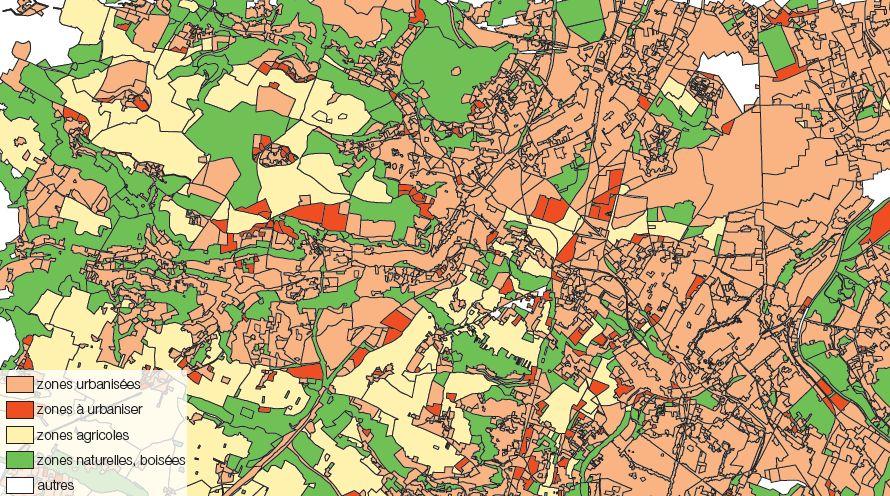 Document APUR : le récolement général des PLU des 131 communes de la métropole est en ligne