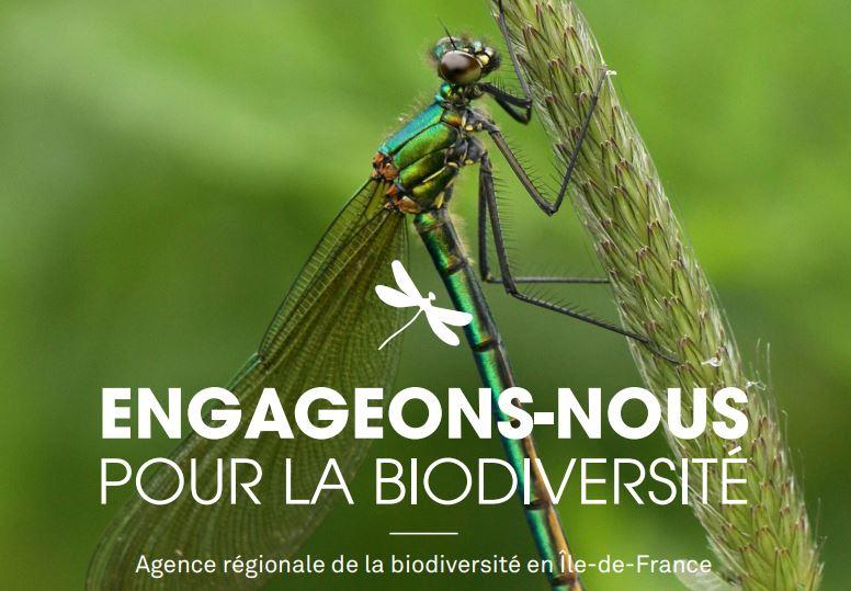 L'Agence régionale de la biodiversité en Île-de-France prend son envol
