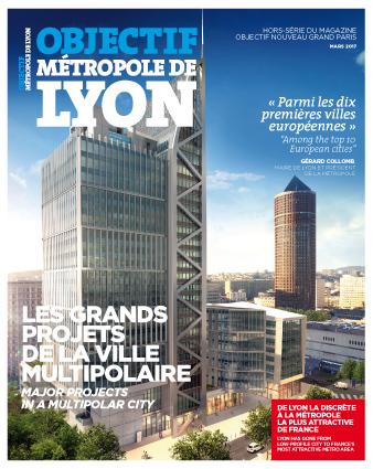 Lyon, la ville multipolaire