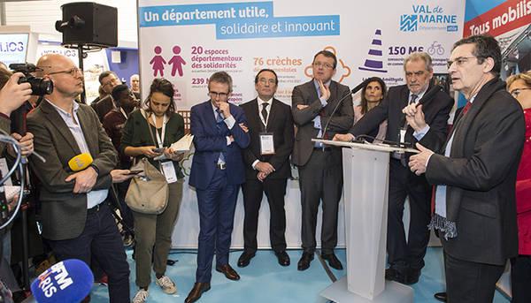 Solidarité territoriale en Île-de-France : Les Départements dévoilent un pacte inédit