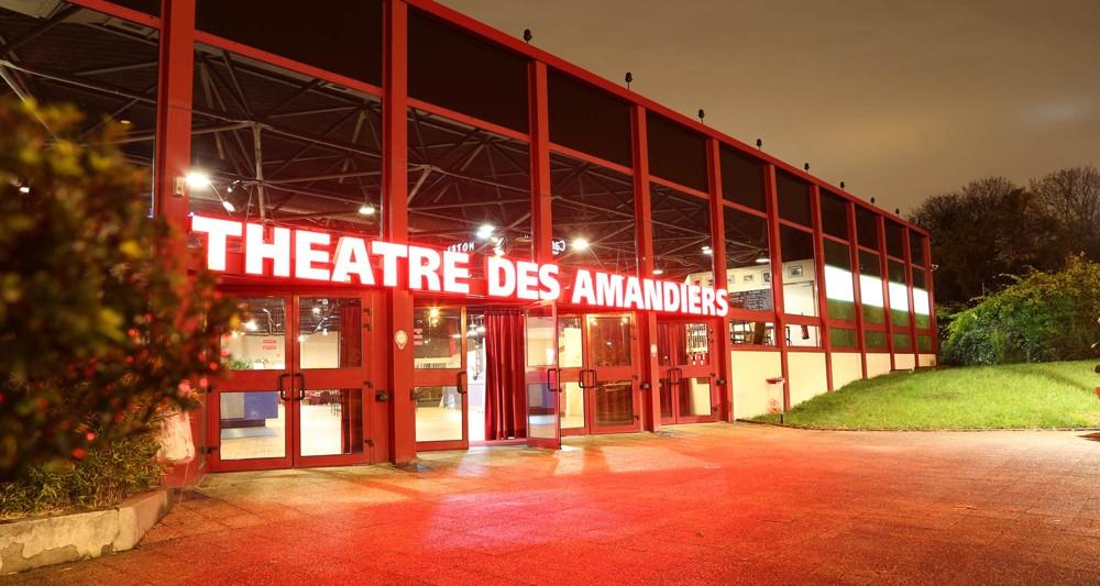 La Région Île-de-France s'engage pour la réhabilitation du Théâtre des Amandiers à Nanterre