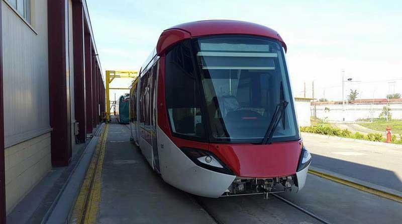 Première ligne de tramway pour la ville de Sétif