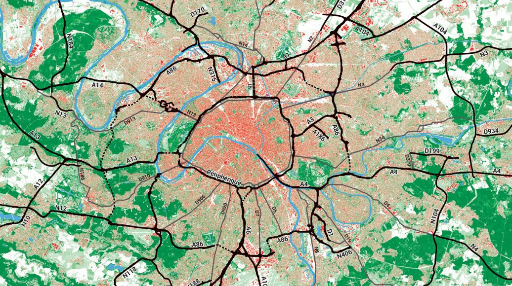 A quoi les autoroutes, le boulevard périphérique, les voies rapides du Grand Paris devront-elles ressembler dans le futur ?