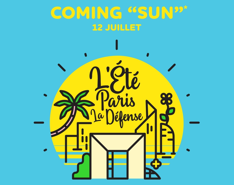 Cet été, Paris La Défense sera  green