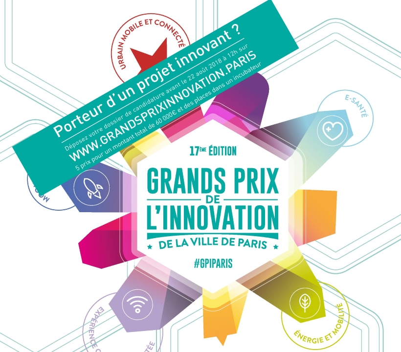 Participez aux Grands Prix de l'Innovation 2018