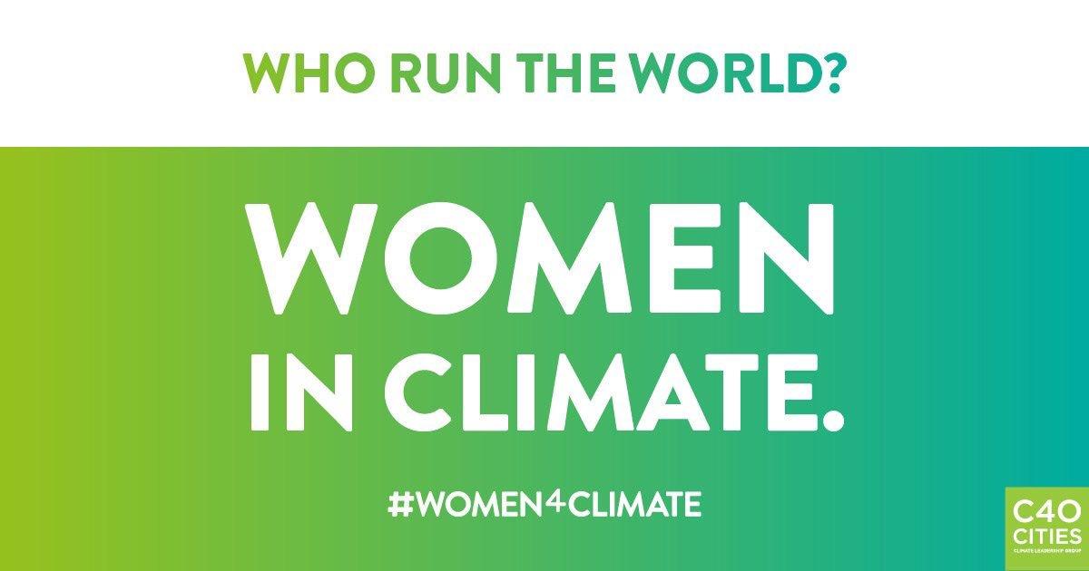 Vingt femmes maires : les villes du C40 révèlent le pouvoir grandissant du mouvement Women4Climate
