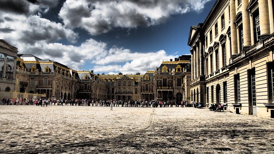 Biennale d'architecture et de paysage d'Île-de-France – Versailles | du 3 mai au 13 juillet 2019