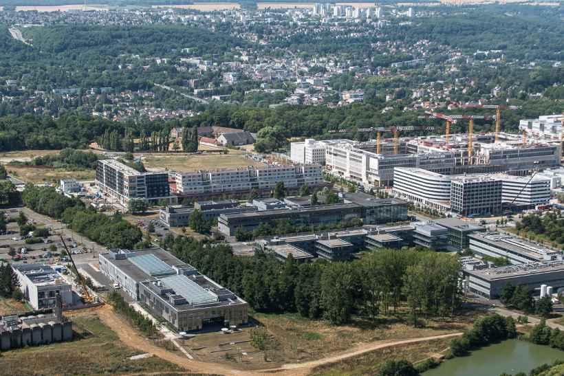 Paris-Saclay lance une consultation pour un programme de logements étudiants privés dans le quartier de l'École polytechnique à Palaiseau