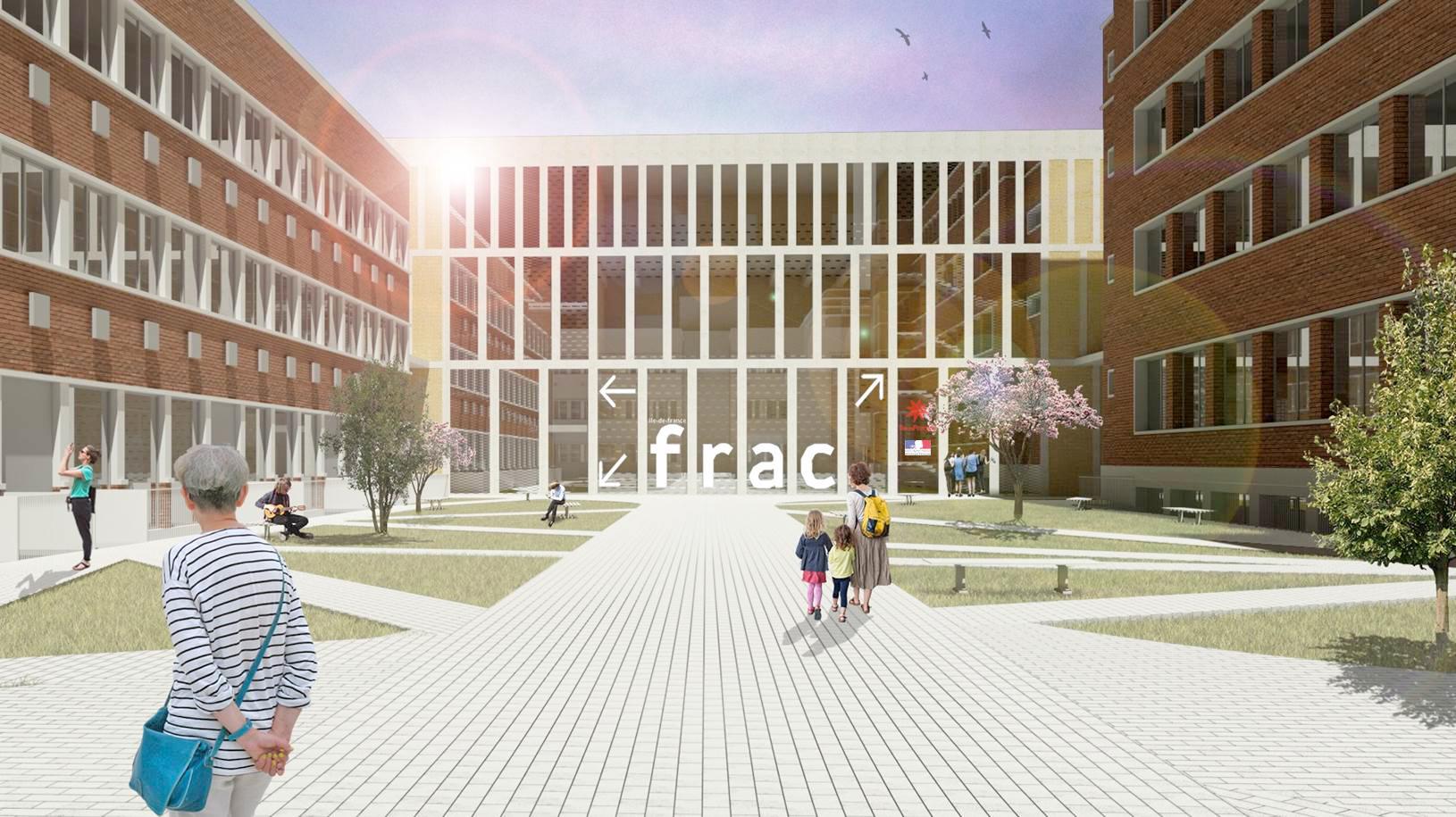La Région Ile-de-France se dote d'un nouveau bâtiment destiné à l'art