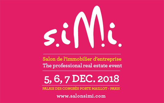 Le SIMI 2018, rendez-vous annuel de référence de l'industrie immobilière !