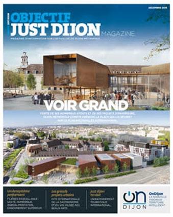 Objectif Just Dijon – Voir Grand