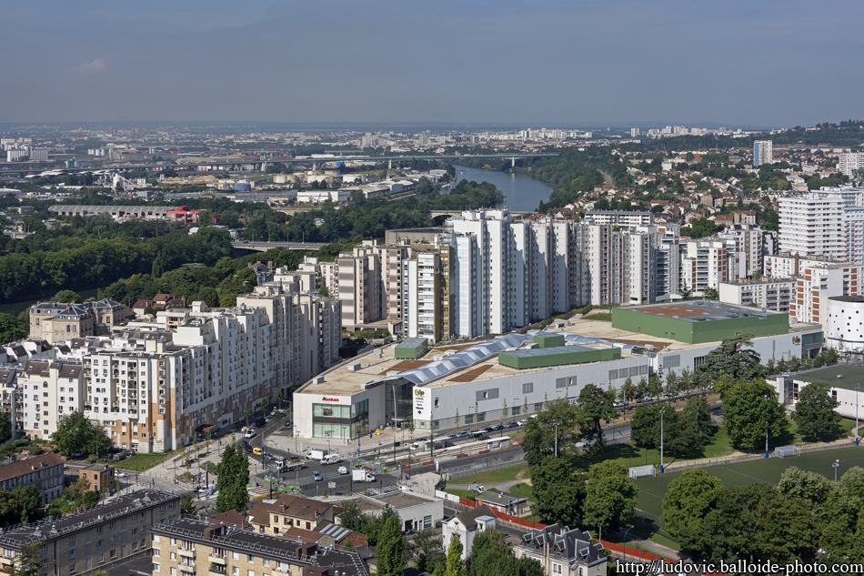 À  Épinay-sur-Seine, un projet de renouvellement urbain s'élabore