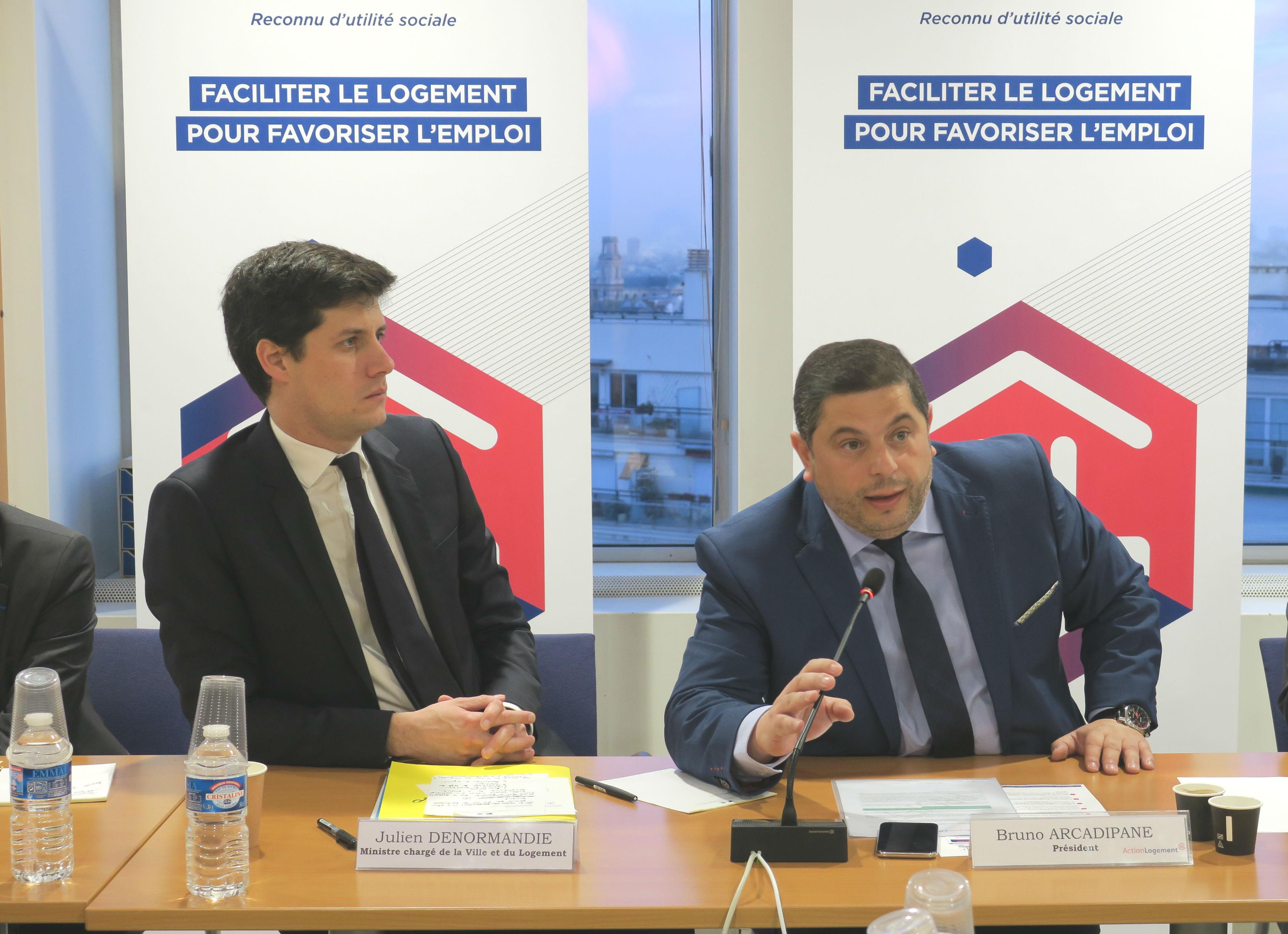 Action Logement se dote d'un plan d'investissement de 9 milliards d'euros